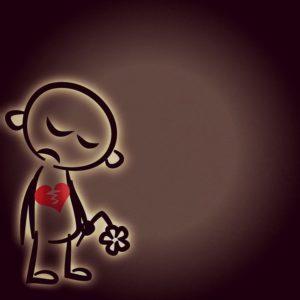 whatsapp dp sad