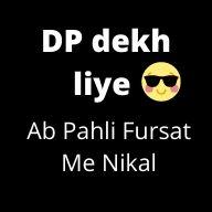 Attitude Whatsapp DP pahli fursat me nikal