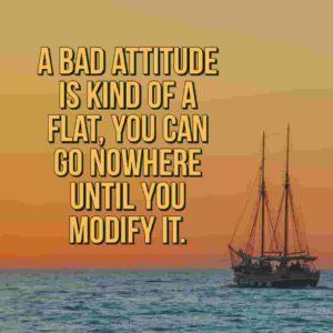 bad boy attitudes